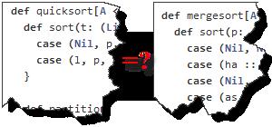 Software Sameness